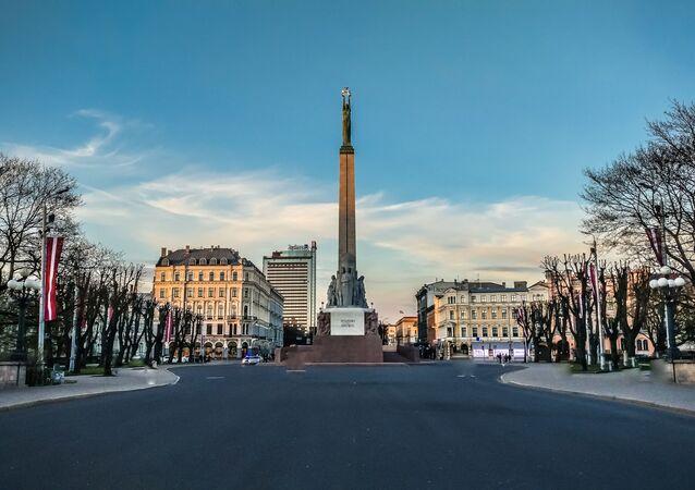 Riga, capital de Letonia