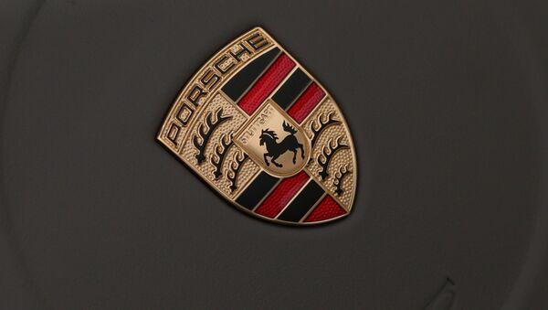 Logo de Porsche - Sputnik Mundo