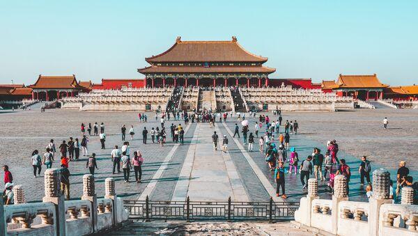 La Ciudad Prohibida, en China - Sputnik Mundo