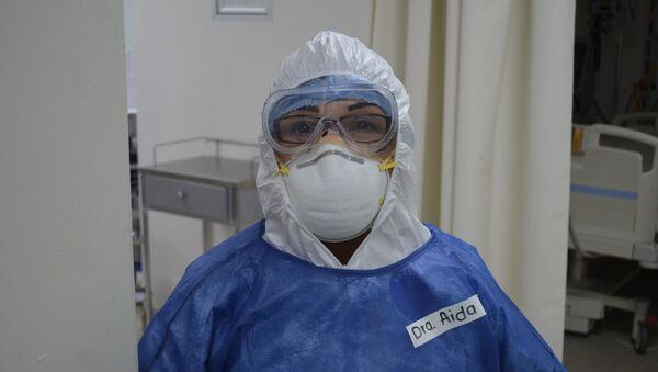Aida Cruz Pacheco, doctora - Sputnik Mundo