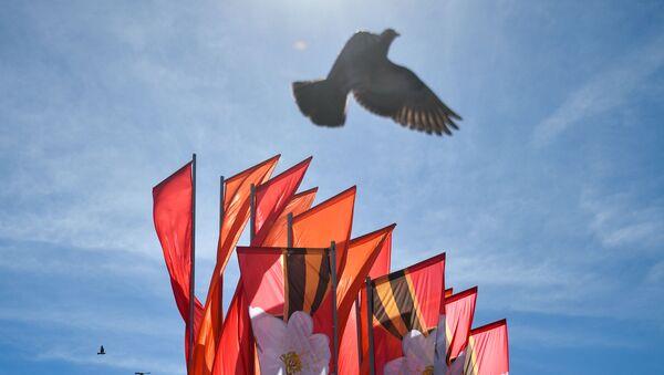 Preparaciones para la celebración del Día de la Victoria en la Gran Guerra Patria en Rusia - Sputnik Mundo