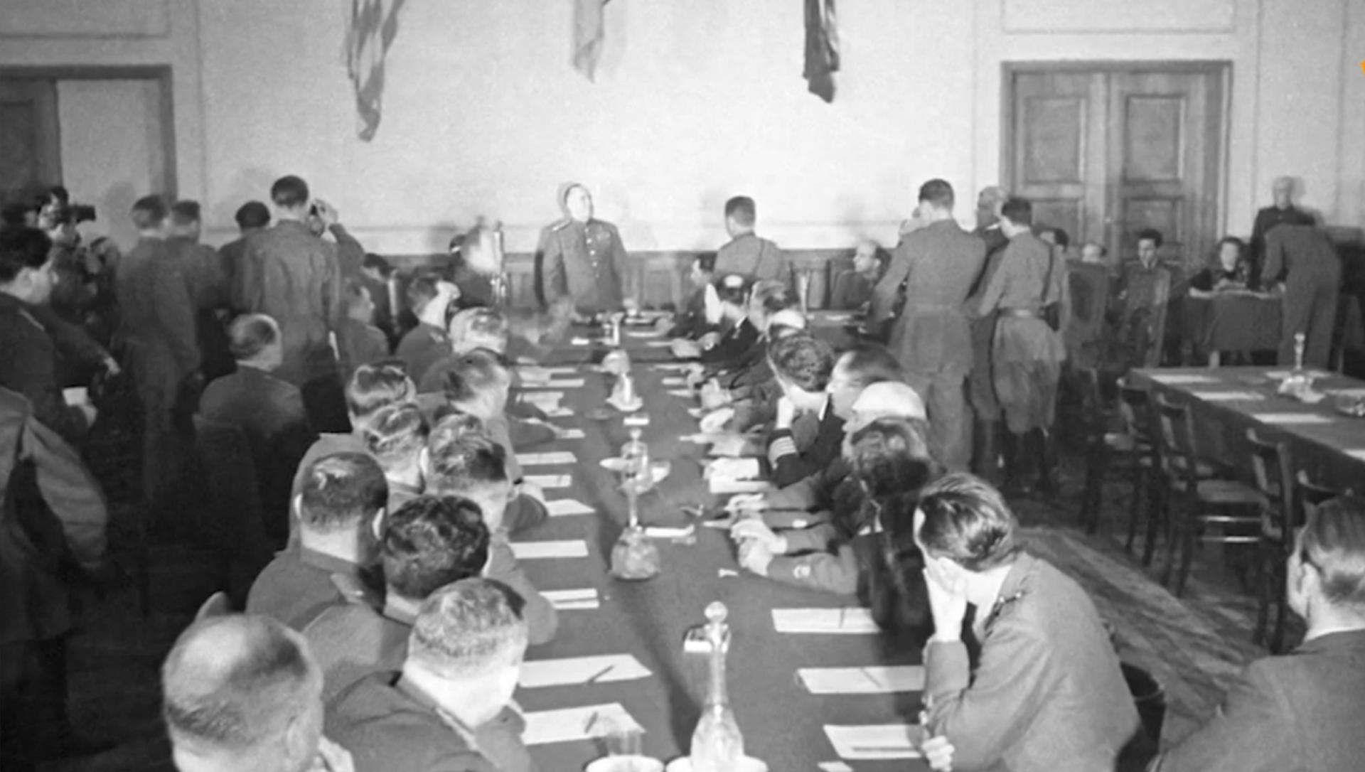 A 75 años de la capitulación de la Alemania nazi - Sputnik Mundo, 1920, 08.05.2020