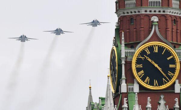 Bailarinas, jirafas y bombarderos rusos: las fotos más curiosas de la semana - Sputnik Mundo