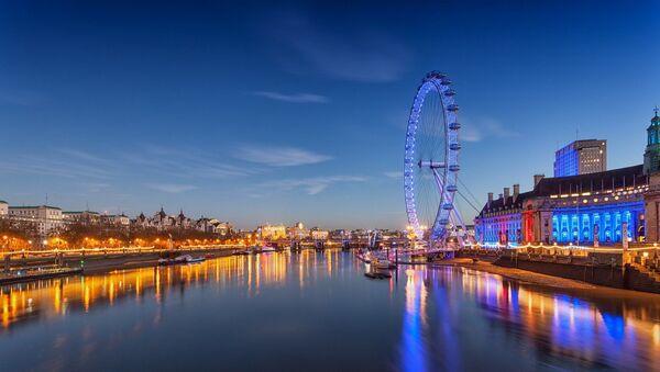 El London Eye de Reino Unido - Sputnik Mundo