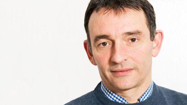Enrique Santiago, secretario general del PCE - Sputnik Mundo