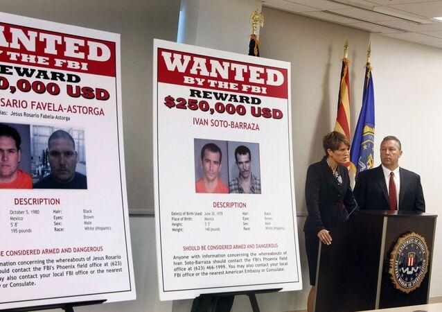 """Juicio de la muerte del agente fronterizo estadounidense Birian Terry cuyo asesinato expuso el operativo """"Rápido y Furioso"""""""