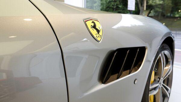 Un Ferrari GTC4Lusso - Sputnik Mundo