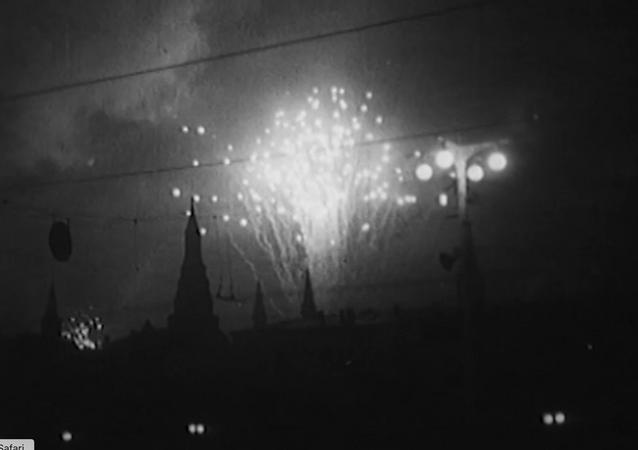 El aniversario de la victoria en la Gran Guerra Patria