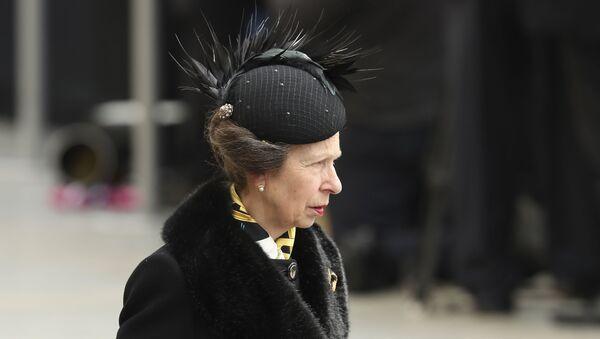 La princesa Ana del Reino Unido - Sputnik Mundo