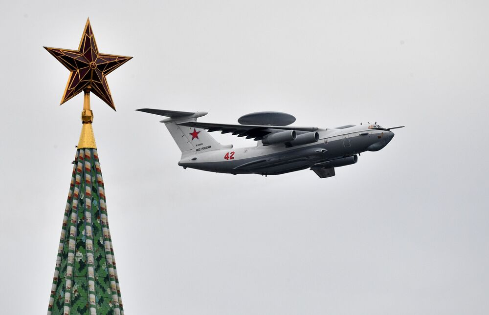 Los momentos más destacados del desfile aéreo de 2020