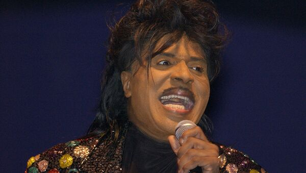 Little Richard, uno de los fundadores del rock and roll (archivo) - Sputnik Mundo