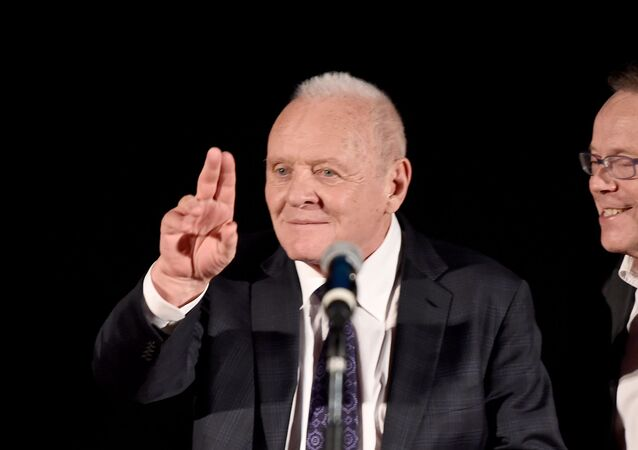 Anthony Hopkins, actor y director de cine