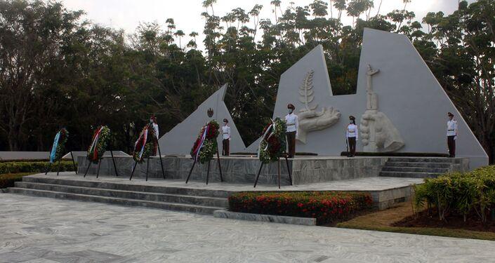 Memorial del Soldado Desconocido Soviético en Cuba