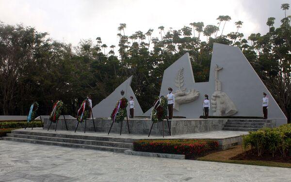 Memorial del Soldado Desconocido Soviético en Cuba - Sputnik Mundo