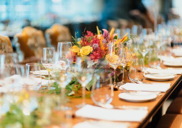 Banquete (imagen referencial)