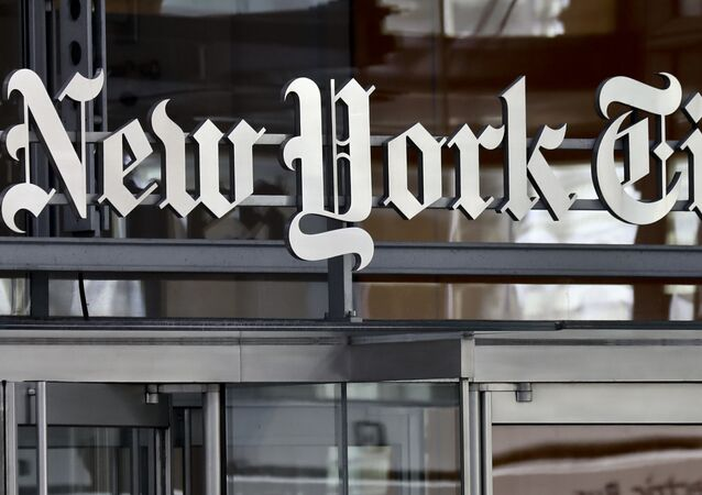 Logo de 'The New York Times'