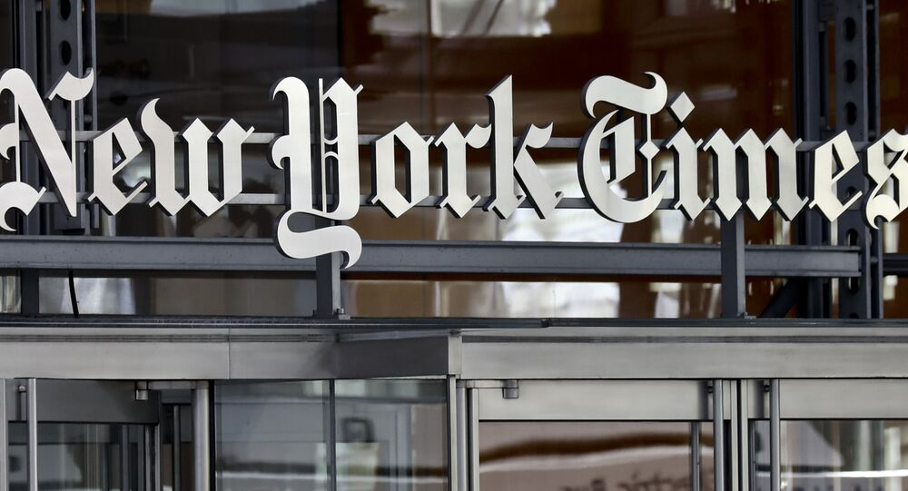 Logo de 'The New York Times'