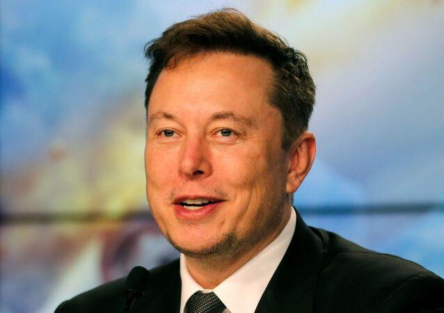 Elon Musk, director de Tesla