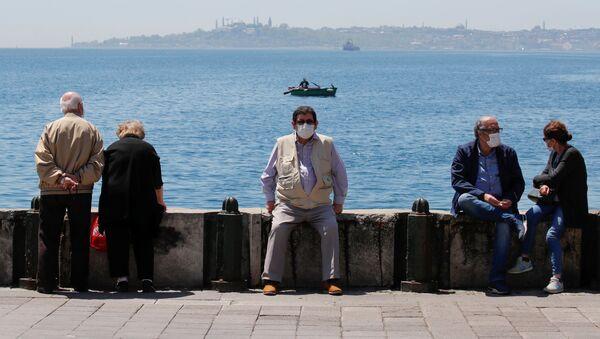 Coronavirus en Turquía - Sputnik Mundo