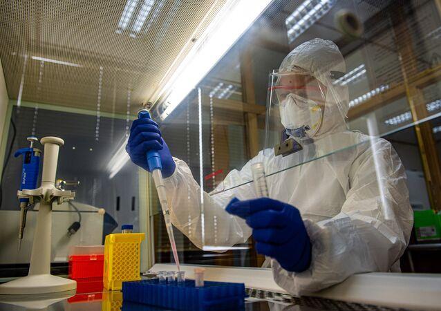 Pruebas en laboratorio de la Universidad Austral de Chile