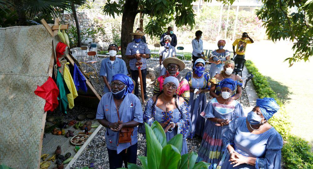 Coronavirus en Haití (imagen referencial)