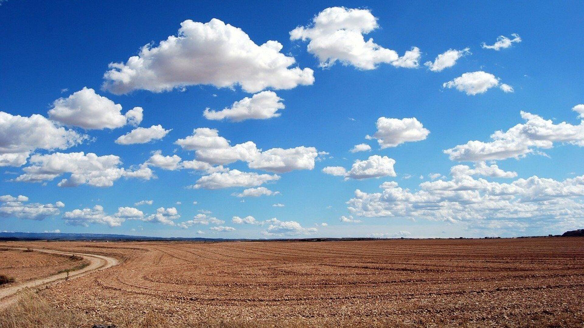 Nubes cumulus - Sputnik Mundo, 1920, 21.04.2021