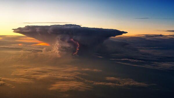 Nube de tormenta - Sputnik Mundo