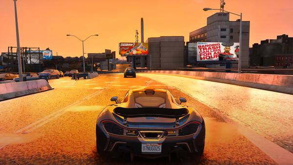GTA IV, captura de pantalla - Sputnik Mundo