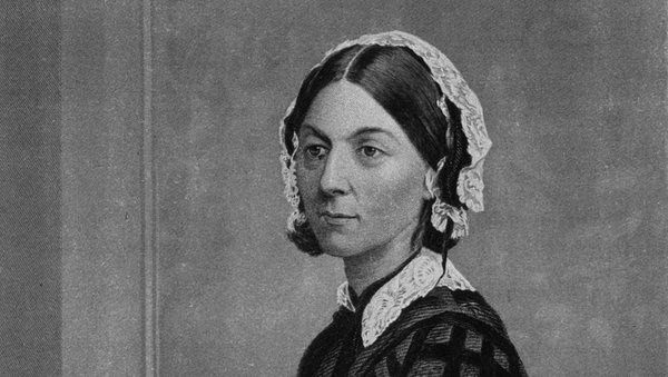 Florence Nightingale, la 'madre' de la enfermería moderna - Sputnik Mundo