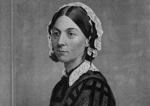 Florence Nightingale, la 'madre' de la enfermería moderna