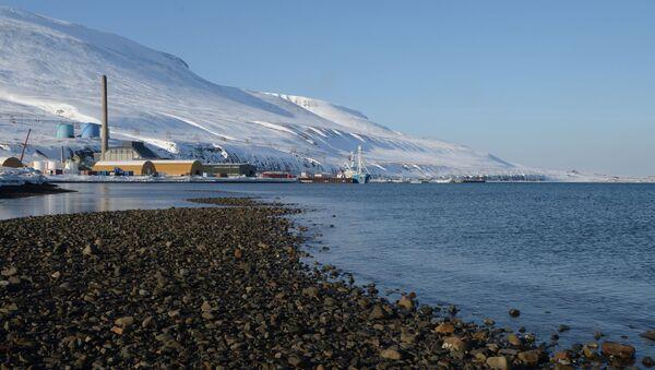 Las costas de Noruega - Sputnik Mundo