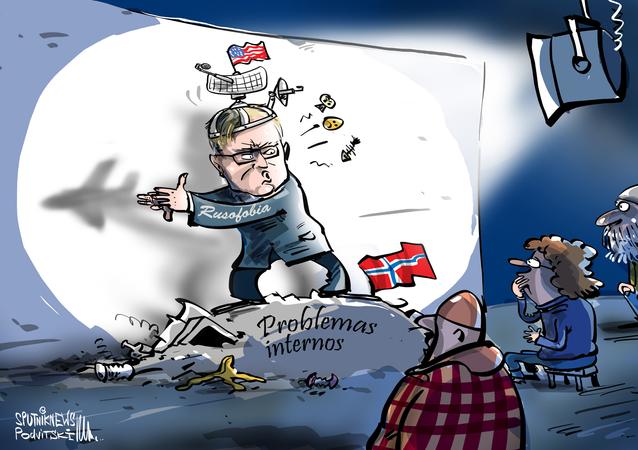 La modernización de un radar de la OTAN siembra pánico en una ciudad noruega