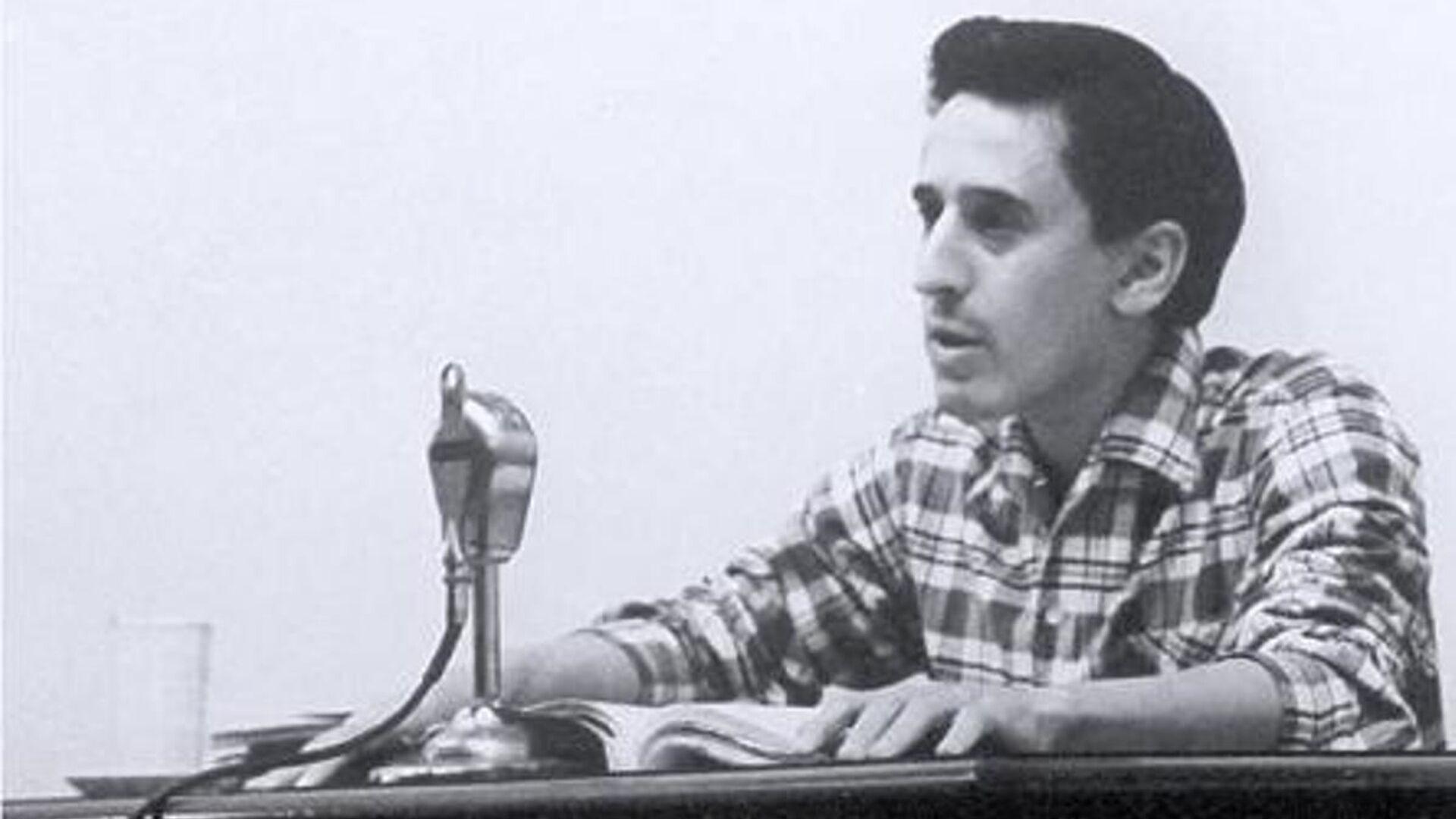 El poeta salvadoreño Roque Dalton - Sputnik Mundo, 1920, 10.05.2021