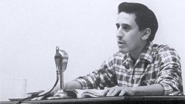 El poeta salvadoreño Roque Dalton - Sputnik Mundo