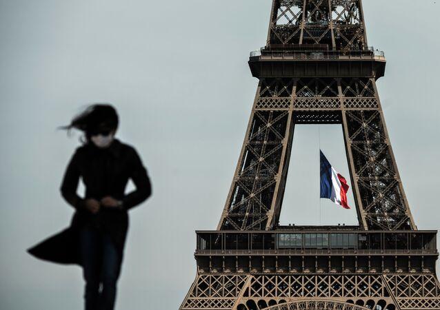 Coronavirus en París