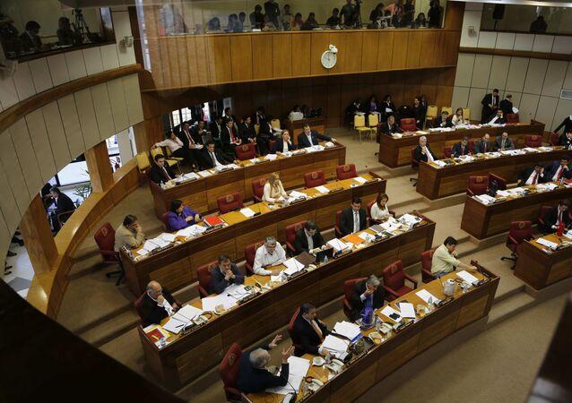 El Senado de Paraguay (archivo)