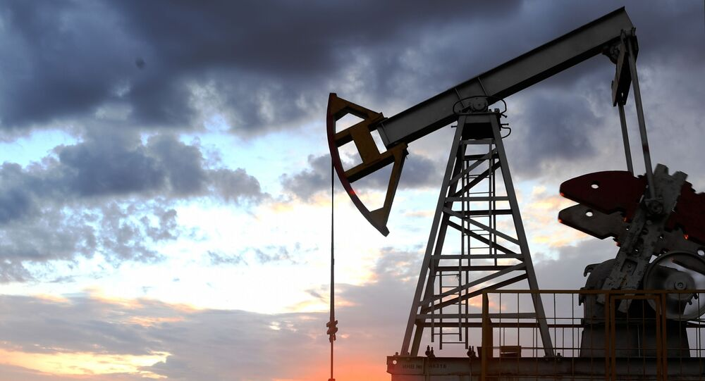 Extracción del petróleo (imagen referencial)
