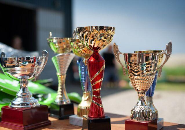 Copas. Trofeos. Imagen referencial