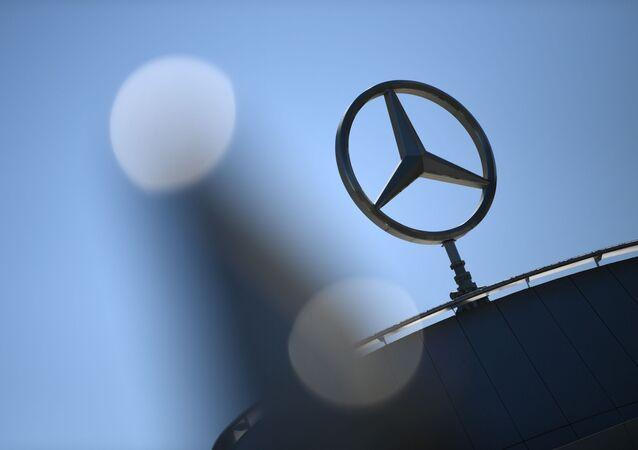 Logo de Mercedes-Benz