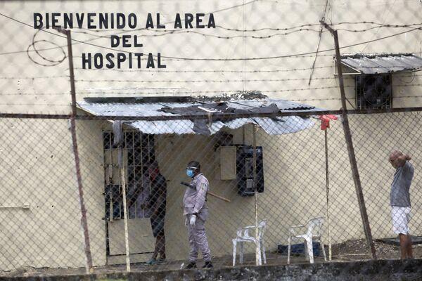 Motines por el coronavirus: qué pasa en las cárceles del mundo  - Sputnik Mundo