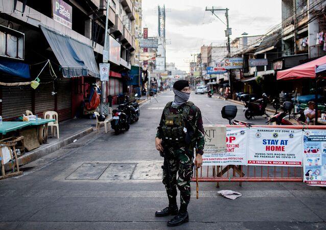 Las calles de Manila