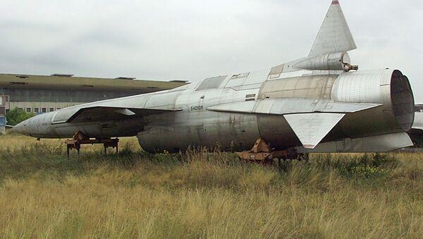 Tu-123 - Sputnik Mundo