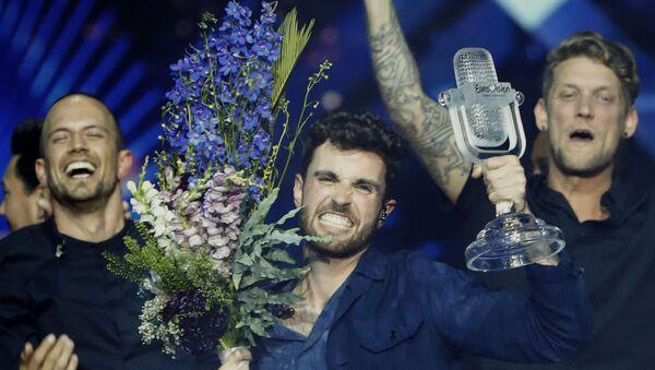 Duncan Laurence, ganador de Eurovisión 2019 - Sputnik Mundo