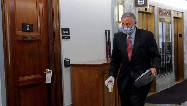 Richard Burr, senador estadounidense  - Sputnik Mundo
