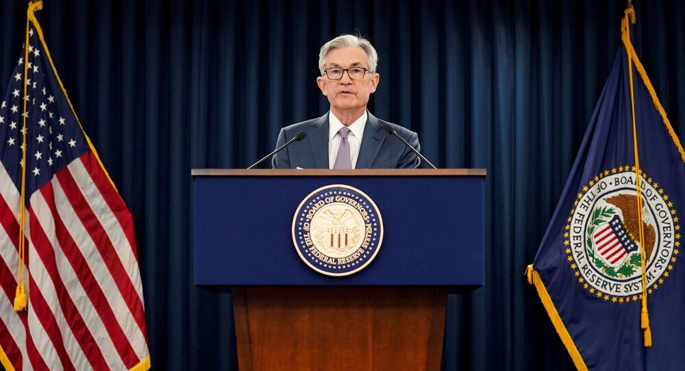 Jerome Powell, jefe de la Reserva Federal de EEUU