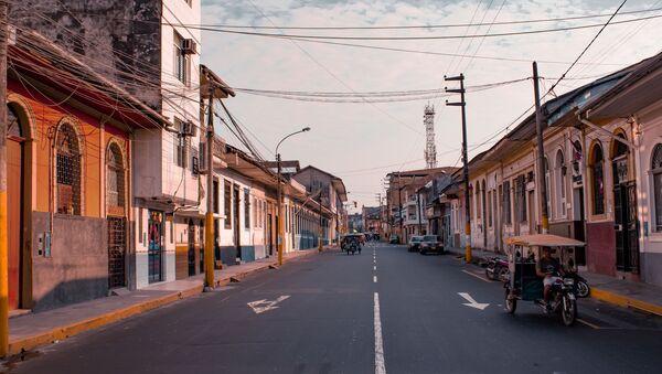 La ciudad de Iquitos, Perú - Sputnik Mundo
