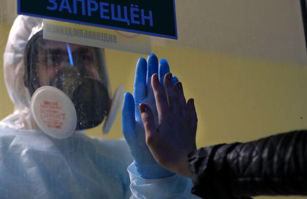 Las instantáneas que marcaron los últimos 7 días - Sputnik Mundo