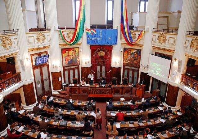 La Asamblea Legislativa Plurinacional de Bolivia