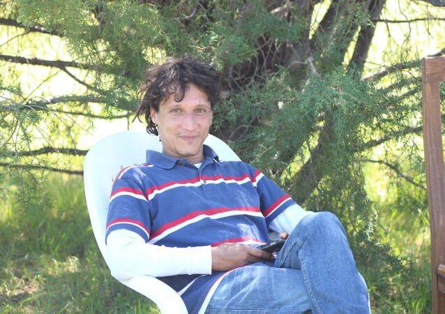 Sebastián Moro, periodista argentino