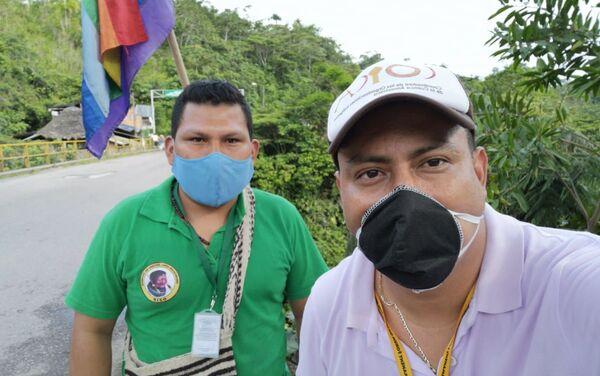 Comunidades indígenas en Amazonas afectadas por el coronavirus  - Sputnik Mundo